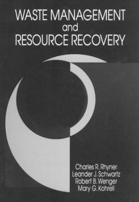 Waste Management and Resource Recovery (Hardback)