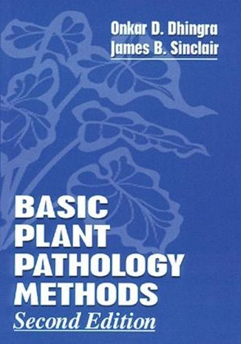 Basic Plant Pathology Methods (Hardback)