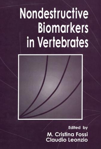Nondestructive Biomarkers in Vertebrates (Hardback)