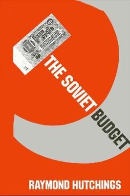 The Soviet Budget (Paperback)