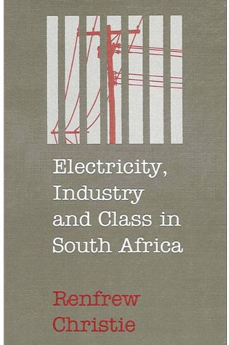 Electricity, Industry and Class in South Africa (Hardback)