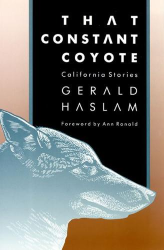 That Constant Coyote: California Stories (Paperback)