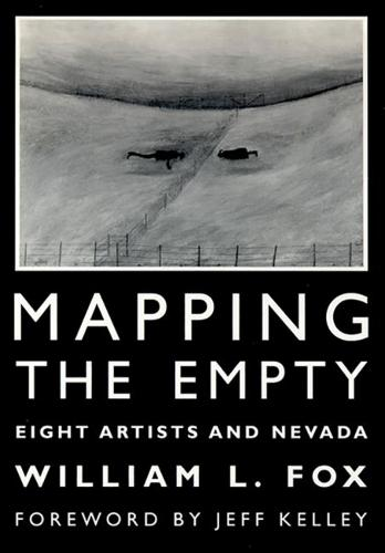 Mapping the Empty: Artists Respond to Nevada's Landscape (Hardback)