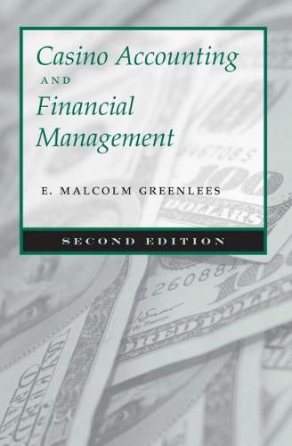 Casino Accounting and Financial Management (Paperback)