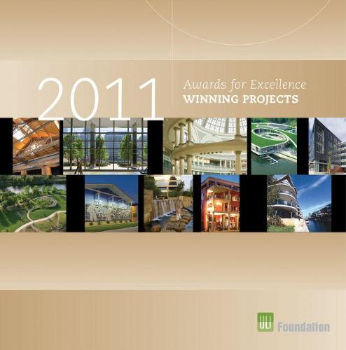 Awards for Excellence: 2011 Winning Projects (Hardback)