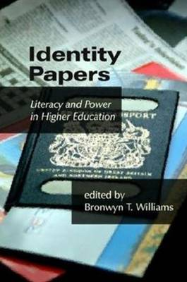 identity in academic writing according to bronwyn t williams