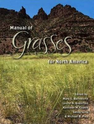 Manual of Grasses for North America (Paperback)