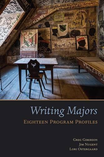 Writing Majors: Eighteen Program Profiles (Paperback)