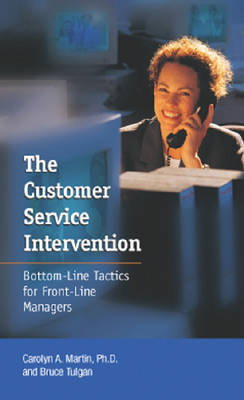 Customer Service Intervention (Paperback)