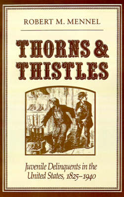 Thorns and Thistles: Juvenile Delinquents in the United States, 1825-1940 (Paperback)