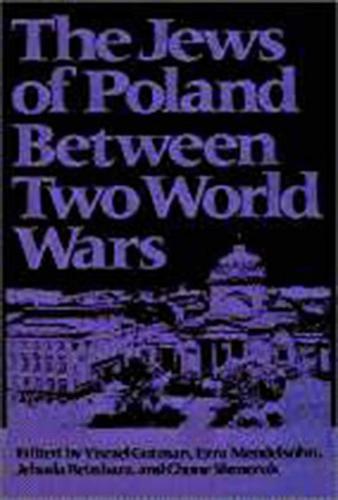The Jews of Poland Between Two World Wars (Hardback)