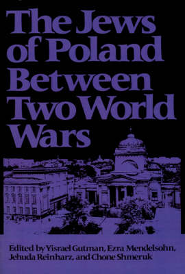 The Jews of Poland Between Two World Wars (Paperback)