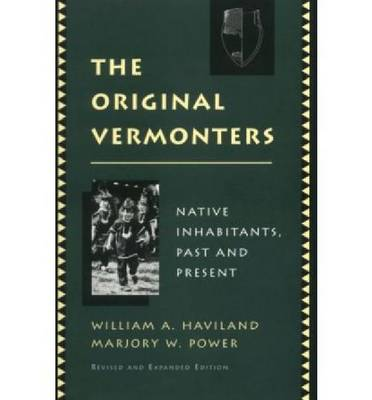 The Original Vermonters (Paperback)