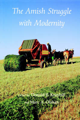 The Amish Struggle with Modernity (Paperback)