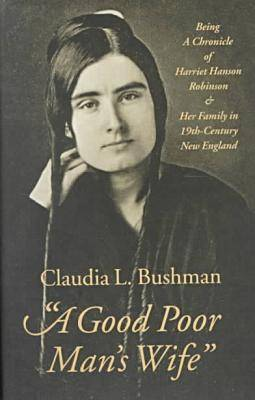 """A Good Poor Man's Wife"" (Paperback)"