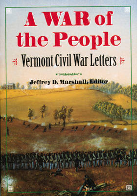 A War of the People (Paperback)
