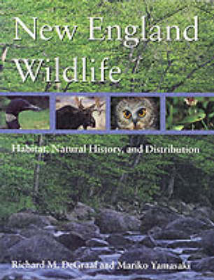New England Wildlife (Paperback)