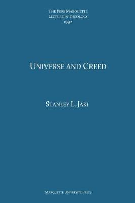 Universe and Creed (Paperback)