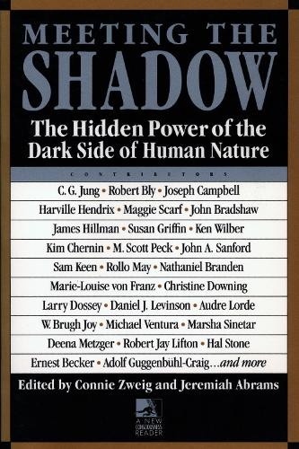Meeting the Shadow: The Hidden Power of the Dark Side of Human Nature - New Consciousness Reader (Paperback)