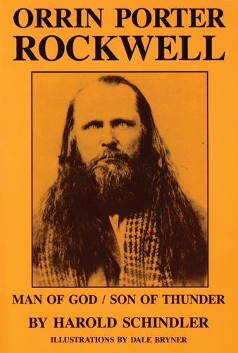 Orrin Porter Rockwell: Man of God Son of Thunder (Paperback)