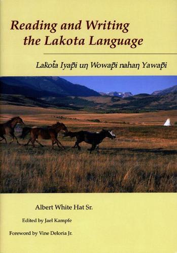 Reading and Writing the Lakota Language Book on CD (Paperback)