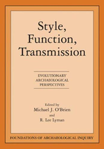 Style Function Transmission (Paperback)