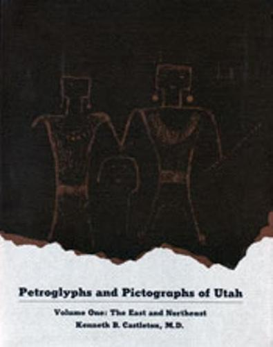 Petroglyphs & Pictographs,Vol 1 (Paperback)