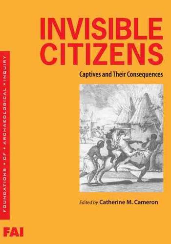 Invisible Citizens: Captives and Their Consequences (Paperback)