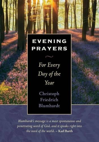 Evening Prayers: For Every Day of the Year (Hardback)
