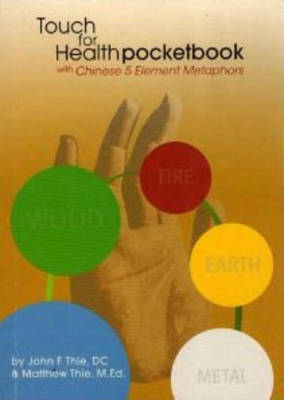 Touch for Health Pocket Book (Paperback)