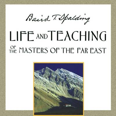 Life and Teaching of the Masters of the Far East: Audio CD: 3 CD Set (CD-Audio)