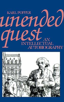 Unended Quest: An Intellectual Autobiography (Paperback)