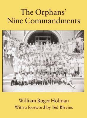 The Orphans' Nine Commandments (Hardback)