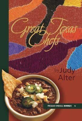 Great Texas Chefs (Hardback)