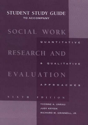 Social Work Research and Evaluation (Hardback)