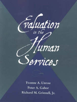 Evaluation in the Human Services (Paperback)