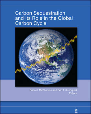 Carbon Sequestration and Its Role in the Global Carbon Cycle - Geophysical Monograph Series 183 (Hardback)