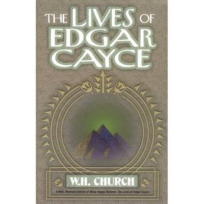 The Lives of Edgar Cayce (Paperback)