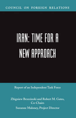 Iran: Time for a New Approach (Paperback)
