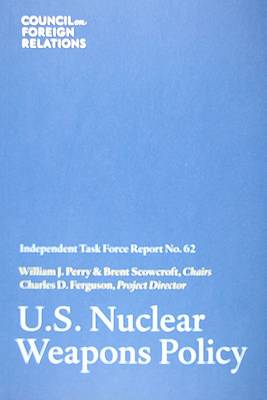 U.S. Nuclear Weapons Policy (Paperback)