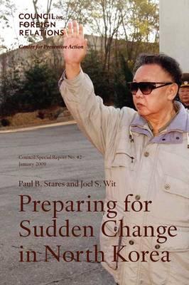 Preparing for Sudden Change in North Korea (Paperback)