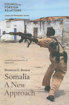 Somalia: A New Approach (Paperback)