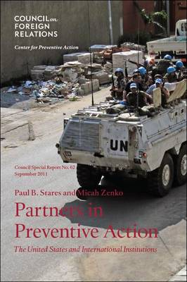 Enhancing International Preventive Action (Paperback)