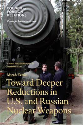 Assessing Deep Reductions in U.S. and Russian Nuclear Weapons (Paperback)