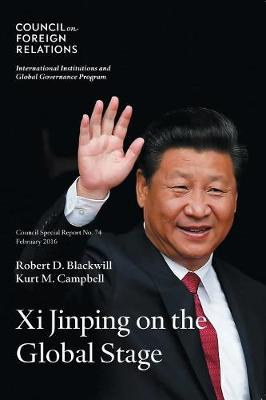 XI Jinping on the Global Stage (Paperback)