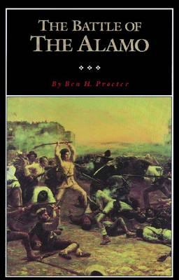 BATTLE OF ALAMO (Paperback)