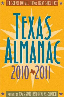 Texas Almanac 2010-2011 (Paperback)