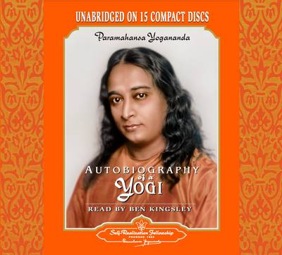 Autobiography of a Yogi: Unabridged Audiobook on Compact Disc Read by Ben Kingsley (CD-Audio)