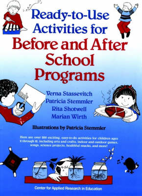 Ready to Use Activity Before and After School Program (Paperback)