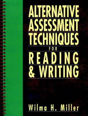 Alternative Assessment Techniques for Reading and Writing (Paperback)